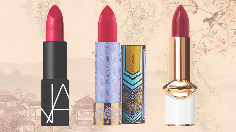 8 Red Lipsticks You Should Try For Chinese New Year