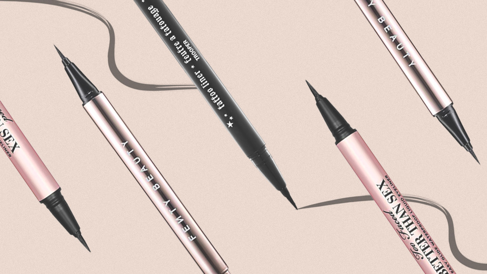 Here Are 10 Liquid Eyeliners That Will Last The Entire Day