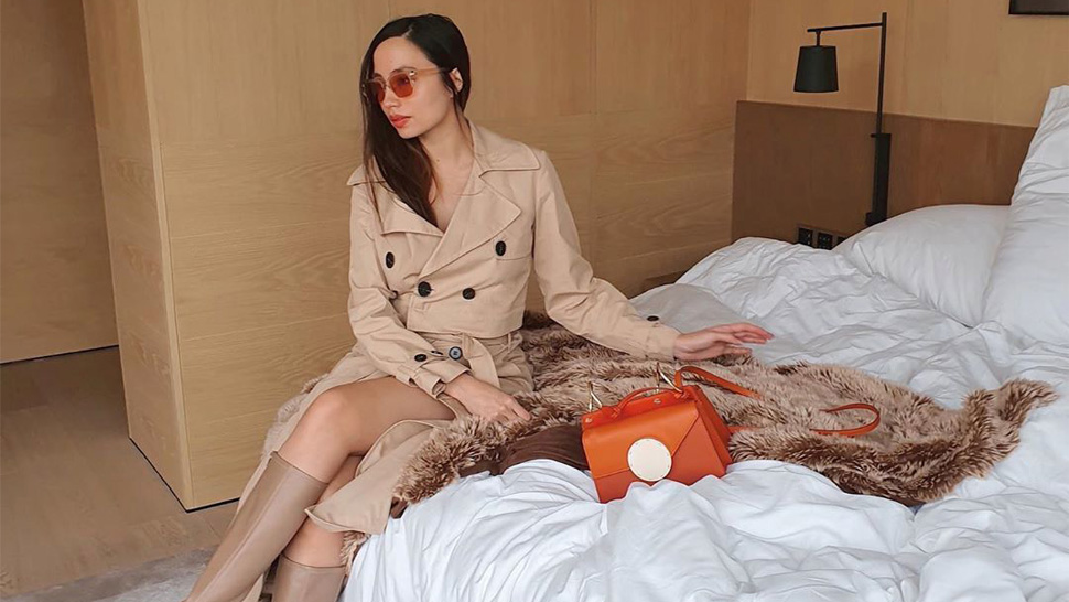 This Is The Exact Designer Bag Martine Ho Wore To Her Shanghai Trip