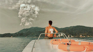 These Celebrities Witnessed Taal Volcano's Eruption Firsthand
