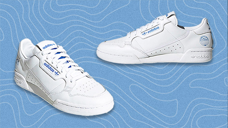 "The Adidas Continental 80 Sneaker Just Got a ""Classic Blue"" Makeover"