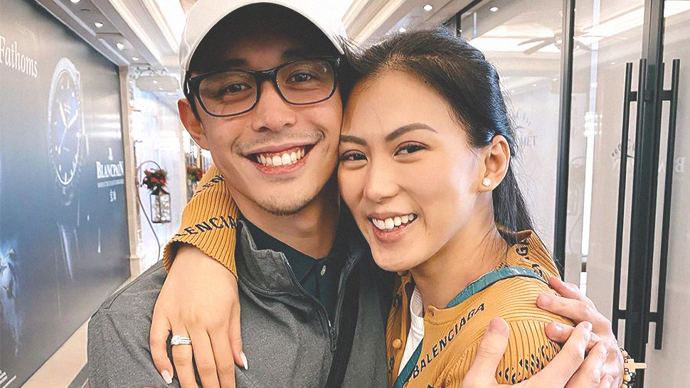 Alex Gonzaga Shares The Exact Details Of How Her Boyfriend Proposed To Her