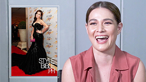 You Have To Watch Bea Alonzo Reacting To Her Old Red Carpet Looks