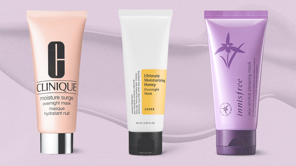 10 Overnight Face Masks That Will Have You Waking Up to Glowing Skin
