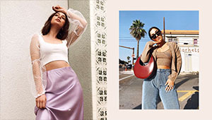 Here's How You Should Be Wearing Cropped Tops In 2020
