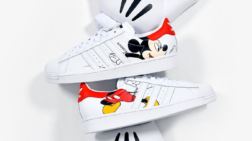 Adidas Has A Mickey Mouse Sneaker Collection And We Want Everything