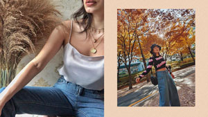 How To Make Your Denim Pants Look Chic