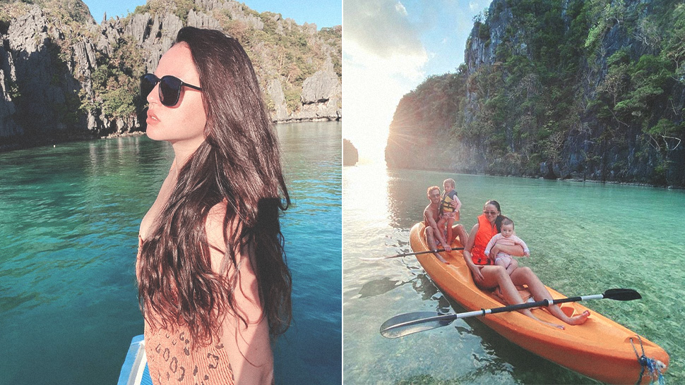 This Is The Stunning Resort Georgina Wilson Stayed In For Her El Nido Vacation