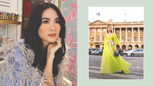 Heart Evangelista Looks Like A Modern Princess At The Chanel Gala In Paris