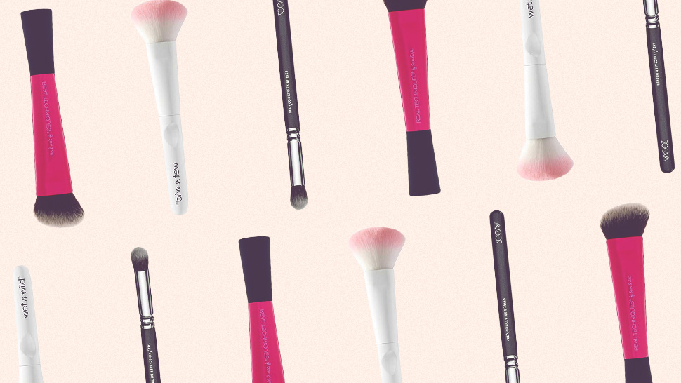 The Only Brushes You Need If You're Still Learning to Do Your Own Makeup