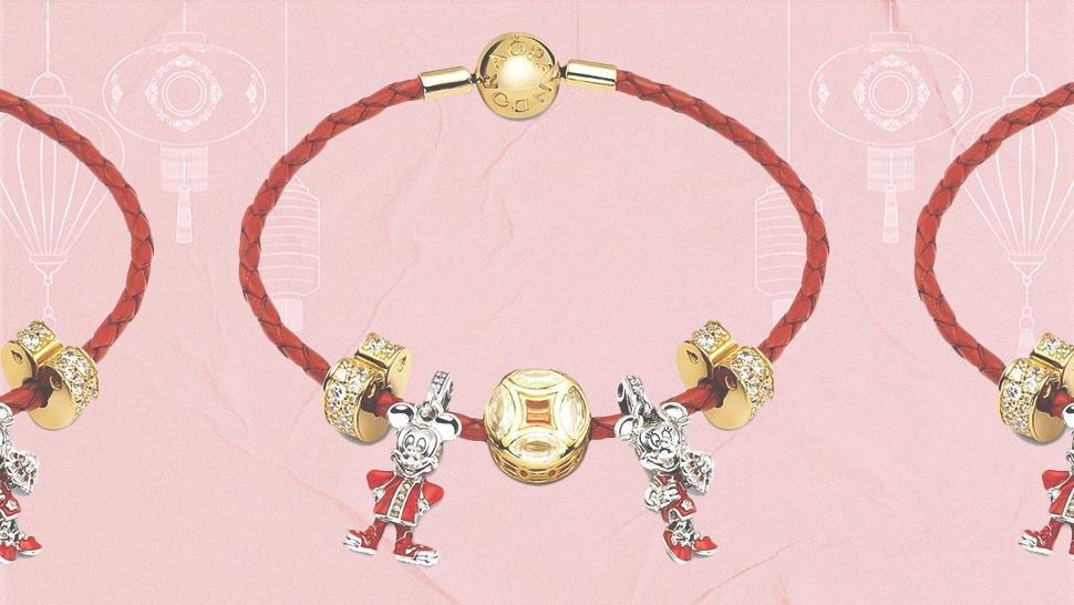 Pandora's New Disney Charms Are Perfect for Ringing in the Lunar New Year