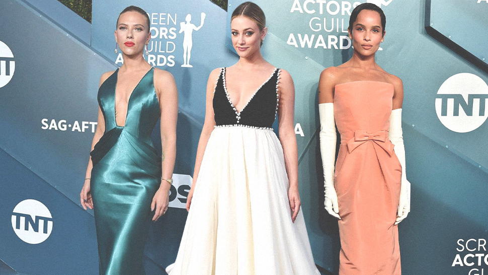 The 10 Best Dressed Women on the SAG Awards 2020 Red Carpet