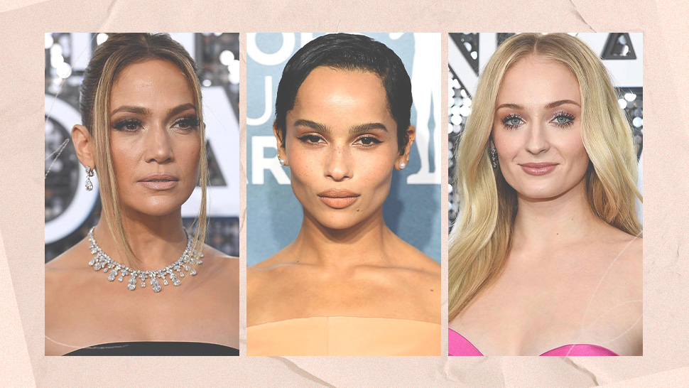 The 10 Best Beauty Looks From The Sag Awards 2020 Red Carpet
