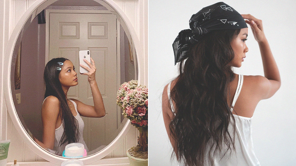 8 Adorable Ways to Style Long Hair, According to Ylona Garcia
