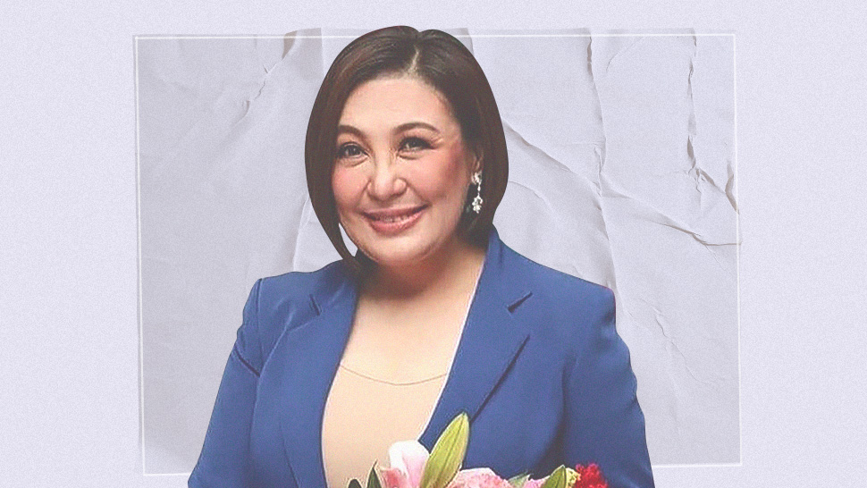 "Sharon Cuneta Reveals She Gets ""minimal"" Botox"