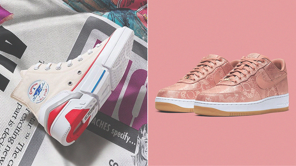 All the Coolest Sneaker Drops We're Dying to Cop Right Now
