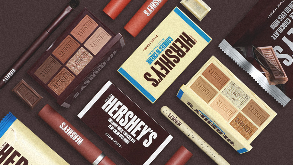 Etude House Has a Hershey's Collection and We Want Everything