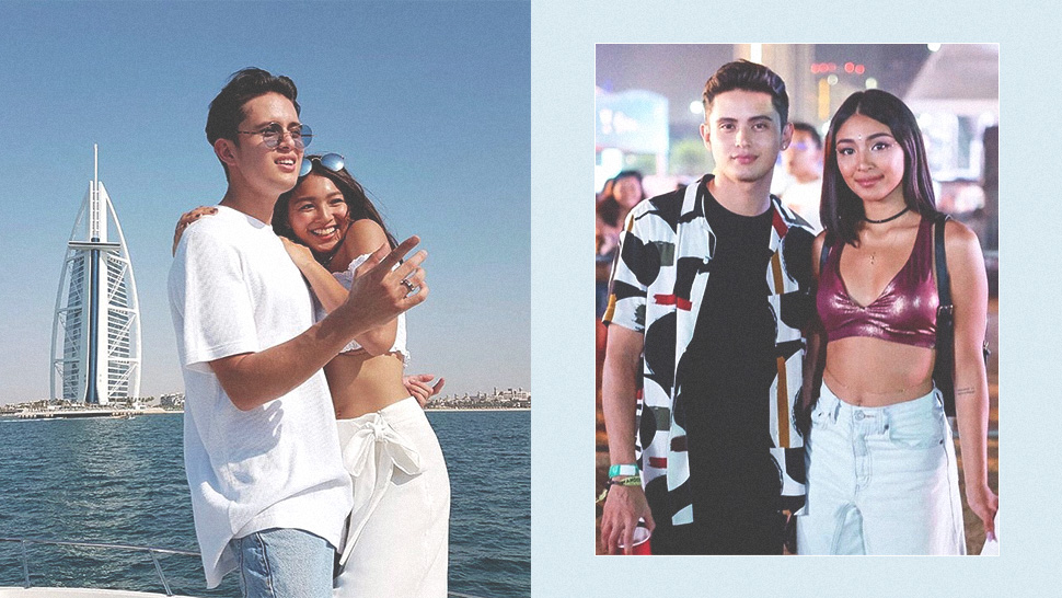 Nadine Lustre And James Reid's Best Couple Ootds In History