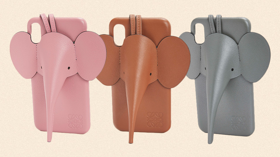 Would You Buy This Elephant Phone Case For P26,000?