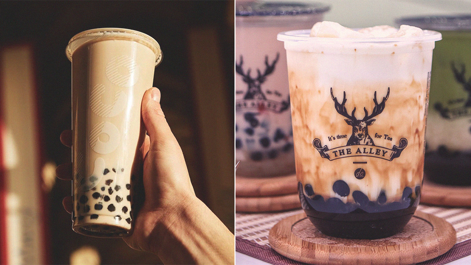This Milk Tea Festival Has All Your Favorite Drinks in One Place