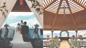 You'll Want To Get Married In This Open-air Chapel In Baguio