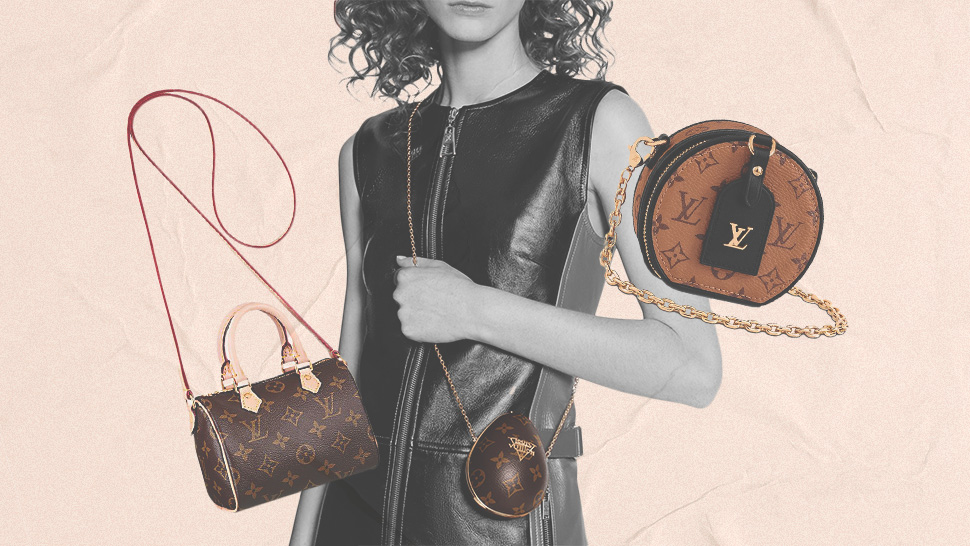 Can You Guess How Much These Tiny Louis Vuitton Bags Cost?