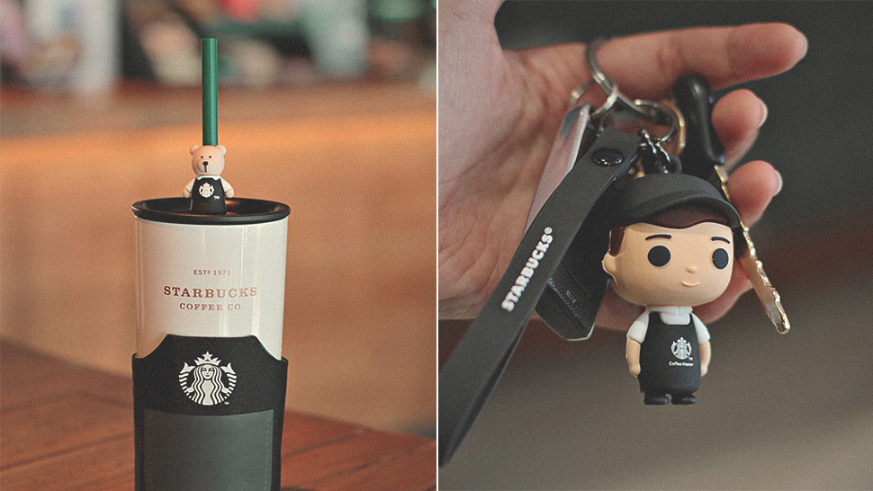 We're Obsessed With Starbucks' Cool New Barista-themed Tumbler Collection
