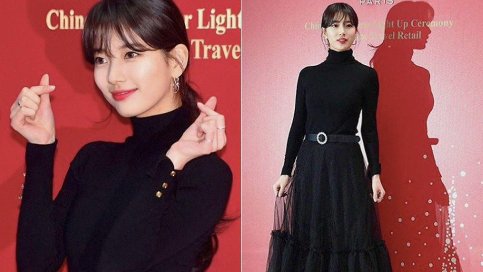 "This OOTD of Suzy Bae Is Going Viral Because of Her ""Perfect Shadow"""