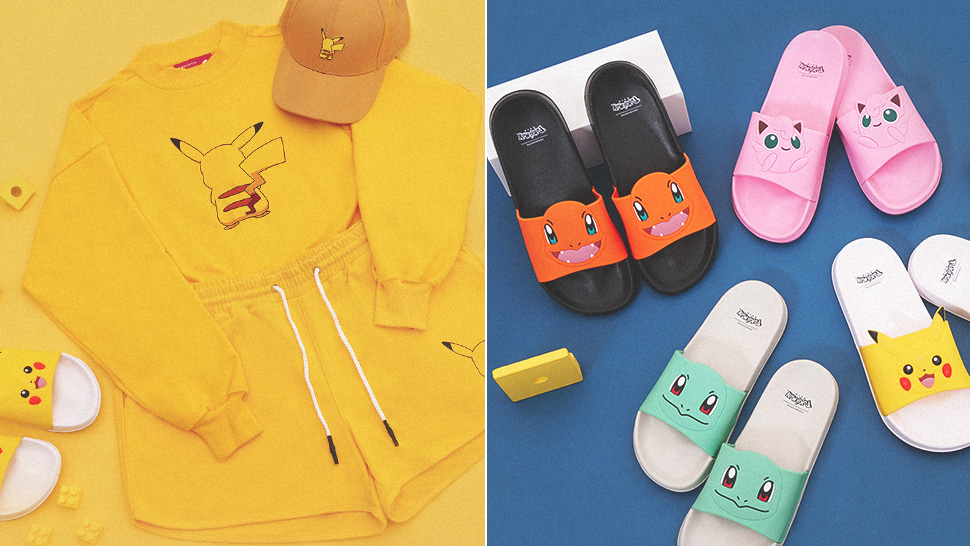 Penshoppe Just Dropped A Pokémon Collection And We Want Everything