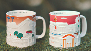 These Starbucks Mugs Pay Homage To Local Icons And Landmarks Around The Philippines