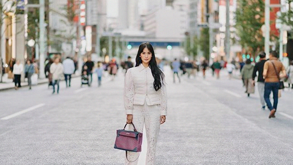 Here's What's on Heart Evangelista's Tokyo Itinerary