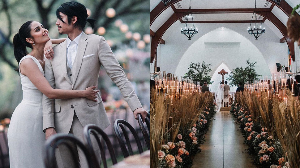 We're in Love with the Dreamy Setup of Megan Young and Mikael Daez's Wedding