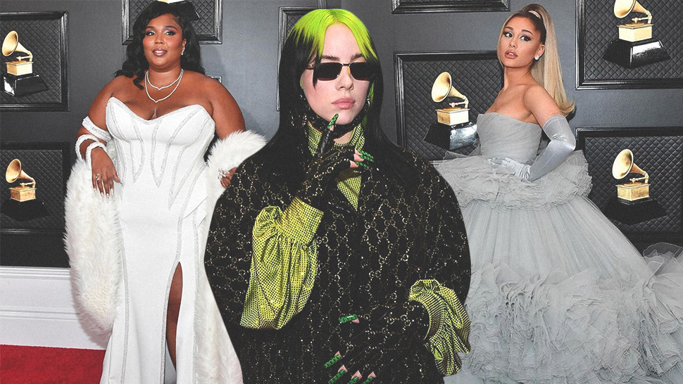 The 10 Best Dressed Stars At The 2020 Grammys Awards