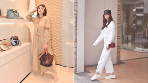 10 Chic Monochromatic Outfit Ideas, As Seen On Sofia Andres