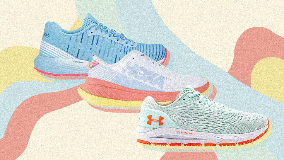 10 Pretty Pastel Sneakers That Will Motivate You to Work Out