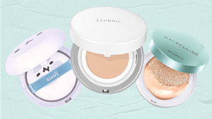 The Best Cushion Foundations For Oily Skin