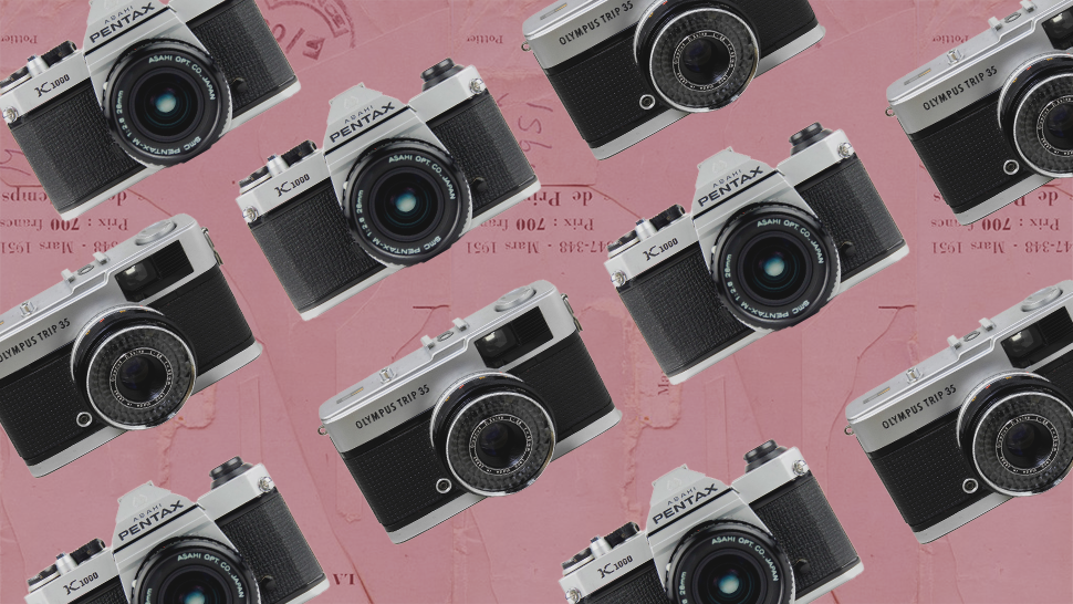 You Can Score Cool Vintage Cameras at This Analog Fair Happening Soon