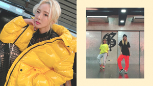 Sandara Park Is The Latest Celebrity To Join The Tala Dance Craze
