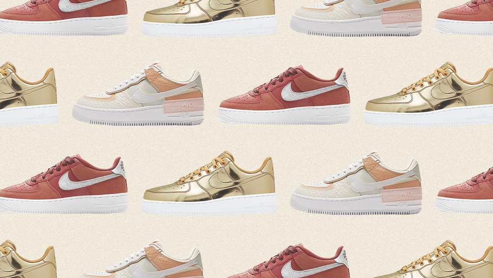 The Prettiest Nike Air Force 1 Sneakers We've Seen So Far