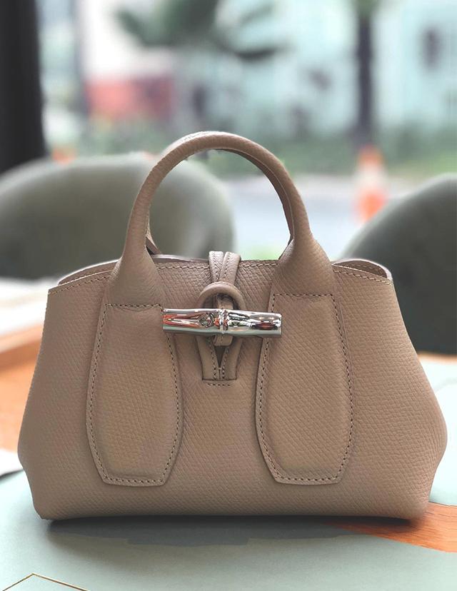 Longchamp Mini Roseau Is The Hot New Mini Bag