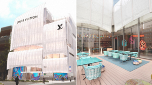 Louis Vuitton's Opening A Restaurant And It's Nearly Impossible To Get A Seat