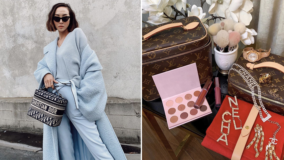 8 Designer Vanity Cases You Can Carry Like Cute Top Handle Bags