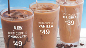 Love Mcdonald's Iced Coffee? It's Now Available In Chocolate Flavor!