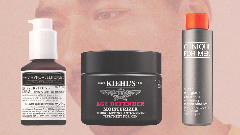 All the Best Anti-Aging Products for Men to Buy Right Now