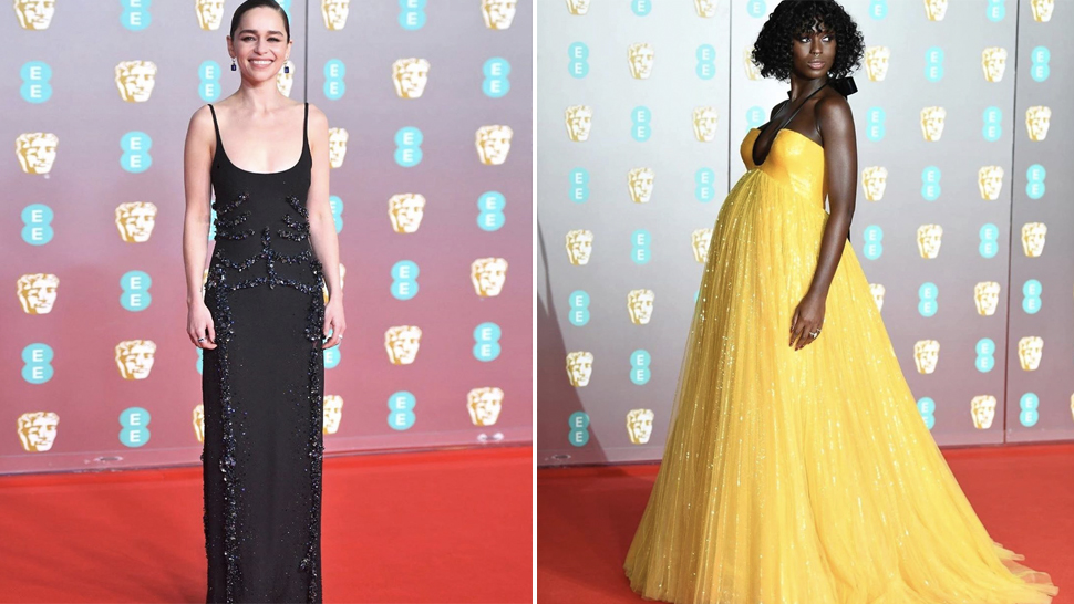 The 10 Best Dressed Women On The Baftas 2020 Red Carpet