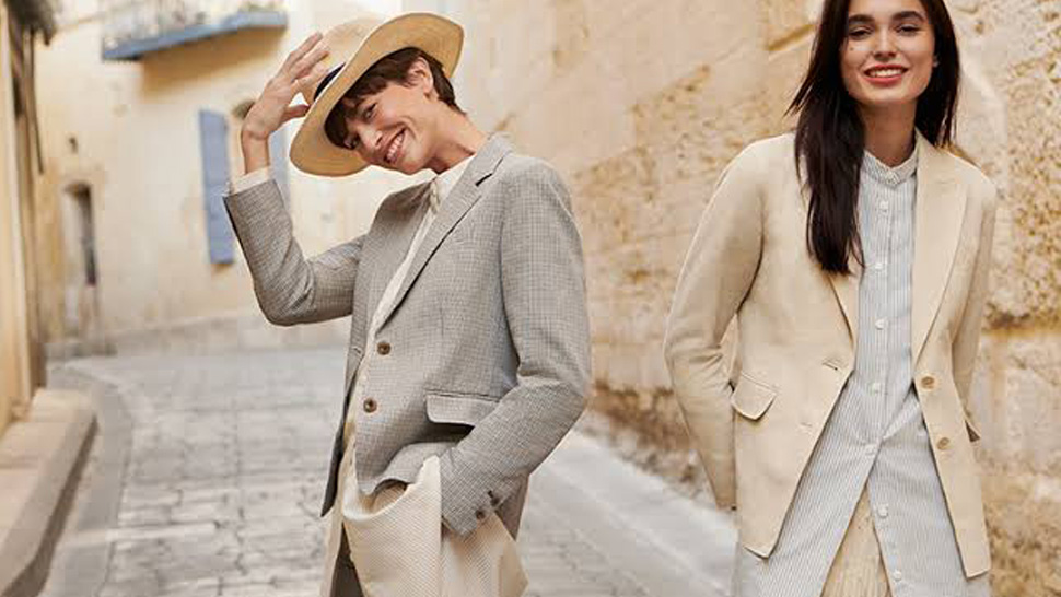 All The Chic Pieces We Want From Uniqlo's New Ines De La Fressange Line