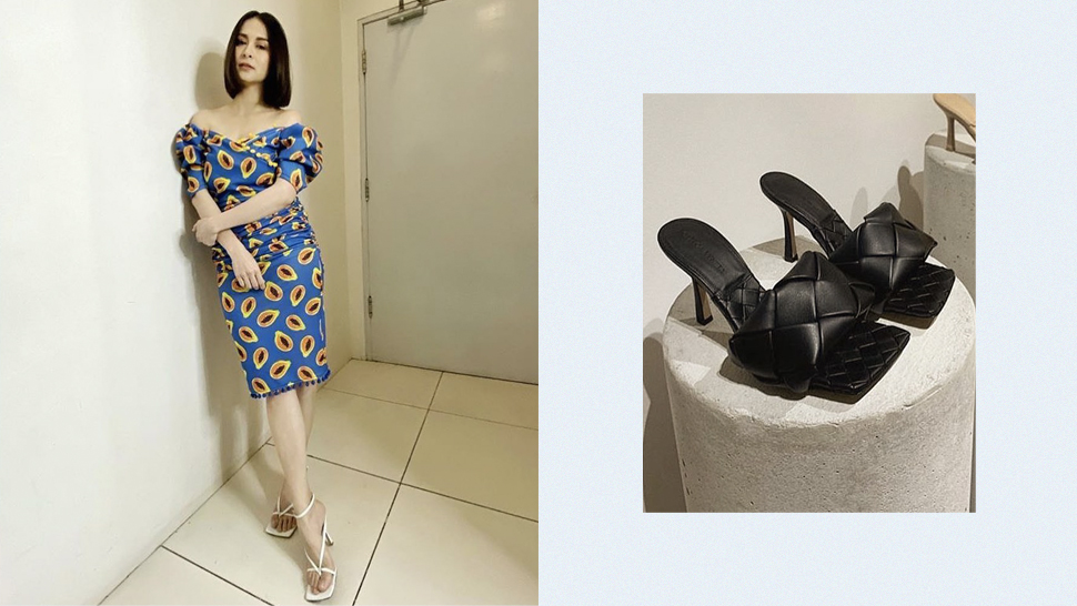 All The Exact Bottega Veneta Heels Marian Rivera Has In Her Closet