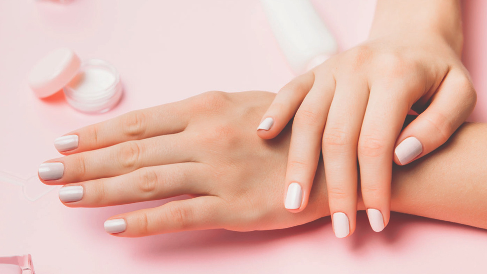 This Easy Hack Will Make Your Regular Manicure Look Like Gel Polish