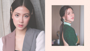 10 Pretty Hairstyles To Copy From Thai Actress Baifern Pimchanok