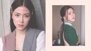 10 Pretty Hairstyles To Copy From Thai Actress Baifern Pimchanok